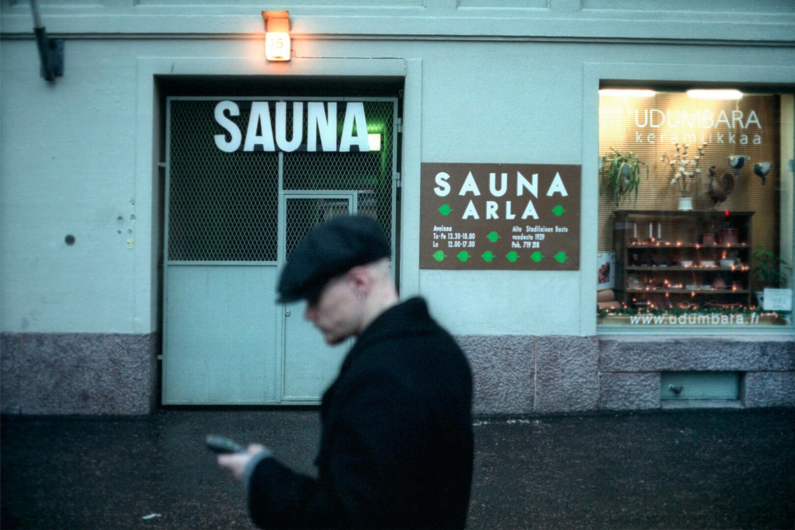 Die letzten klassischen Saunen in Helsinki