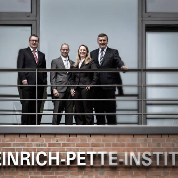 Heinrich Pette Institut Hamburg