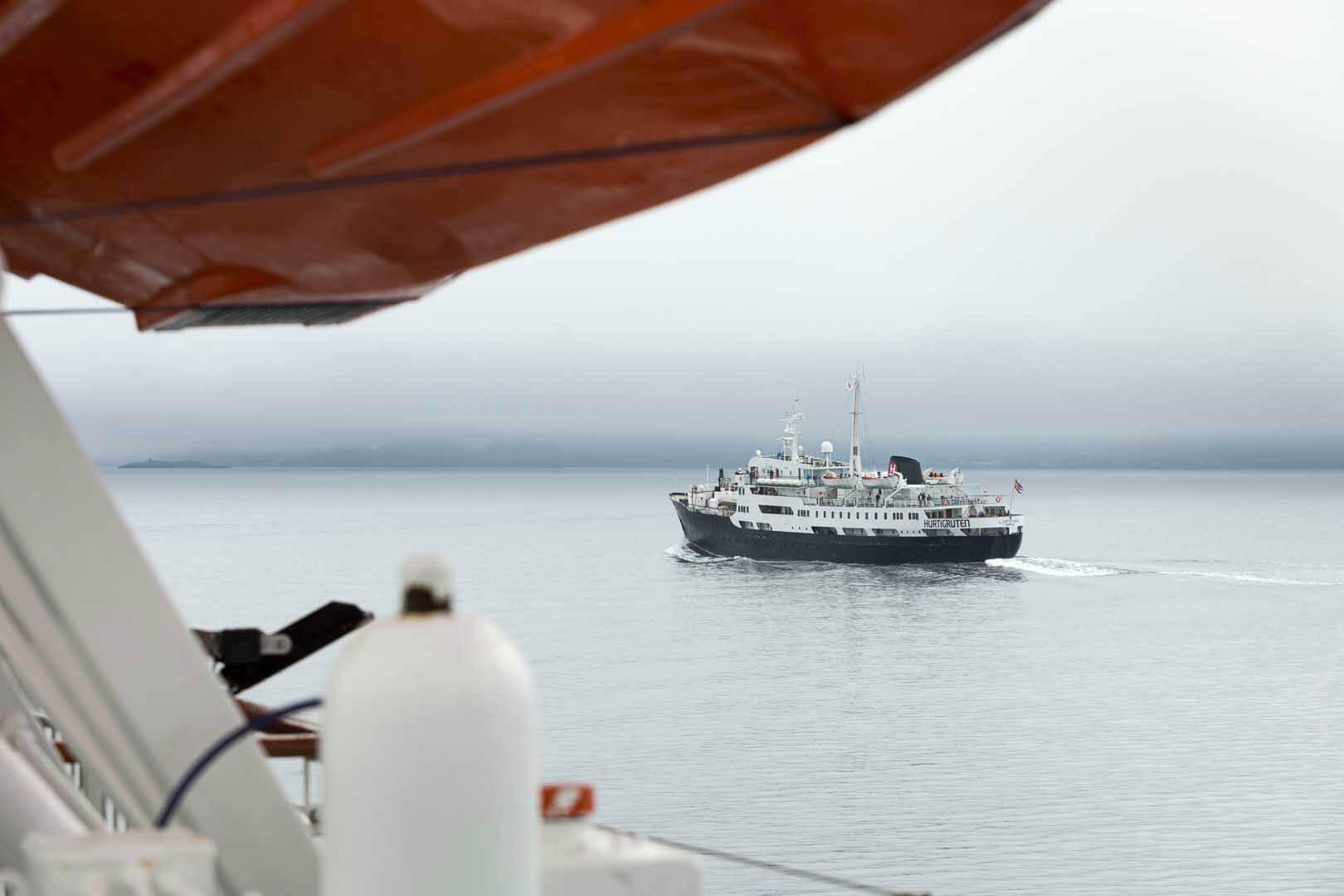 M/S Lofoten, Hurtigruten, Norwegen