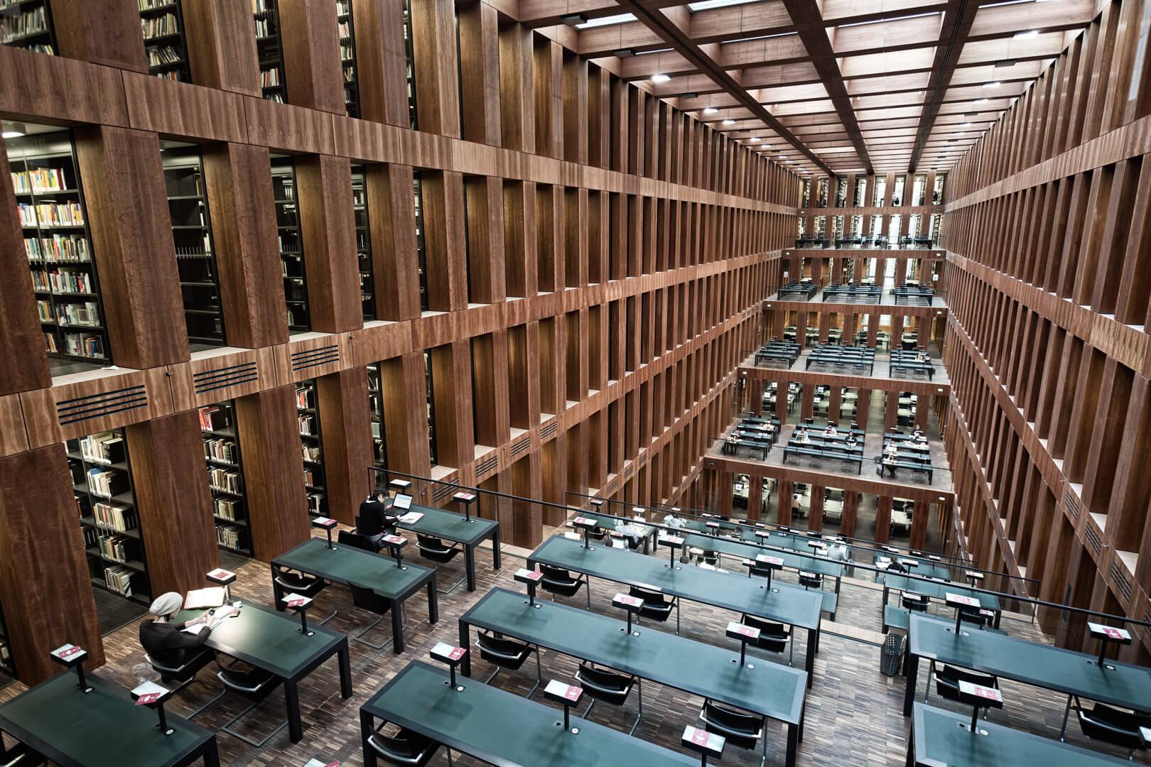 Grimmbibliothek, Berlin