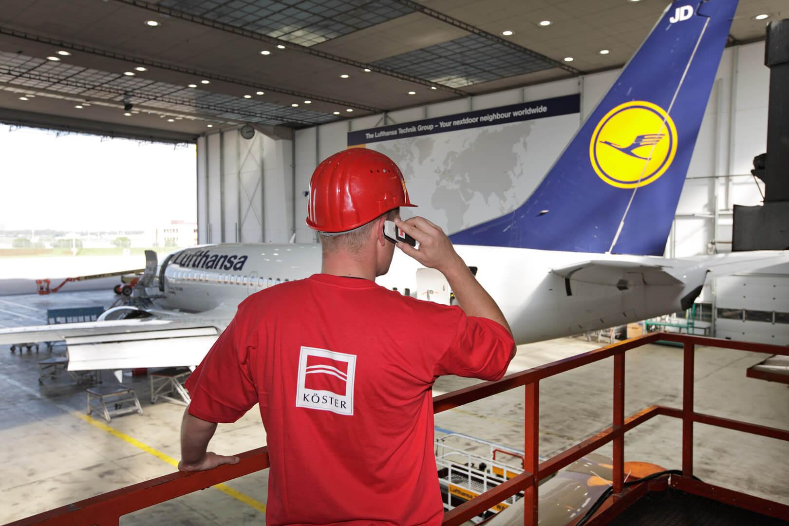 Lufthansa Technik Hamburg