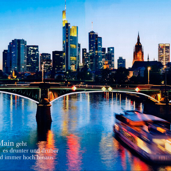 Merian Magazin Hessen, Portfolio