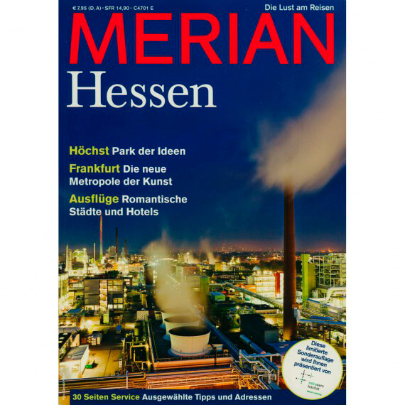 Merian Magazin Hessen, Titelvariante