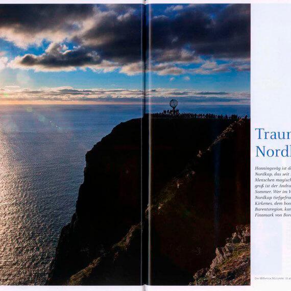 Dumont Bildatlas Hurtigruten, Nordkap
