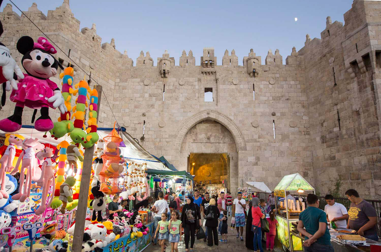 Damaskustor, Jerusalem