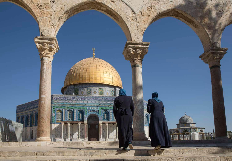 Felsendom, Jerusalem