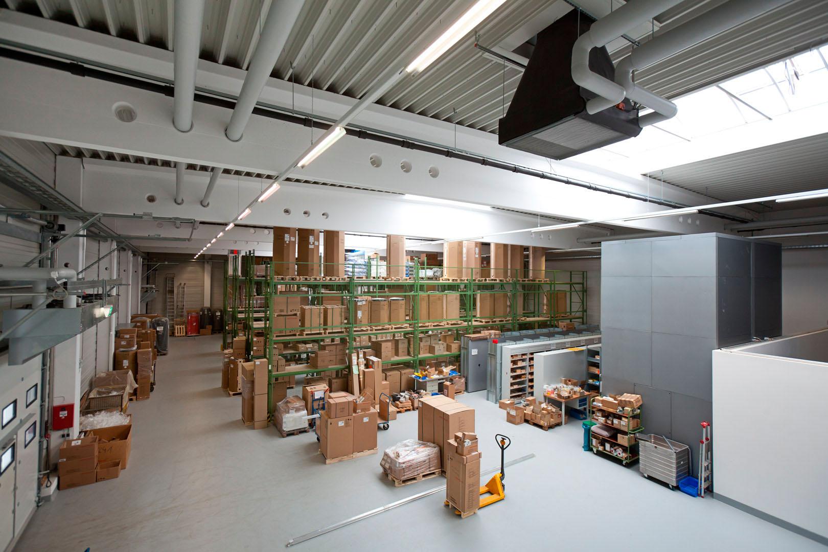 Weisshaupt Niederlassung, Hamburg, Köster GmbH