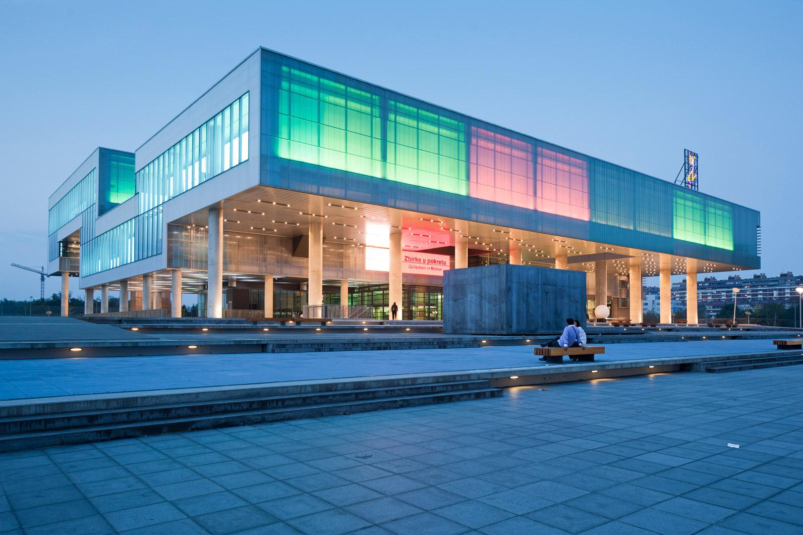 Museum of Contemporary Art, Zagreb, Merian