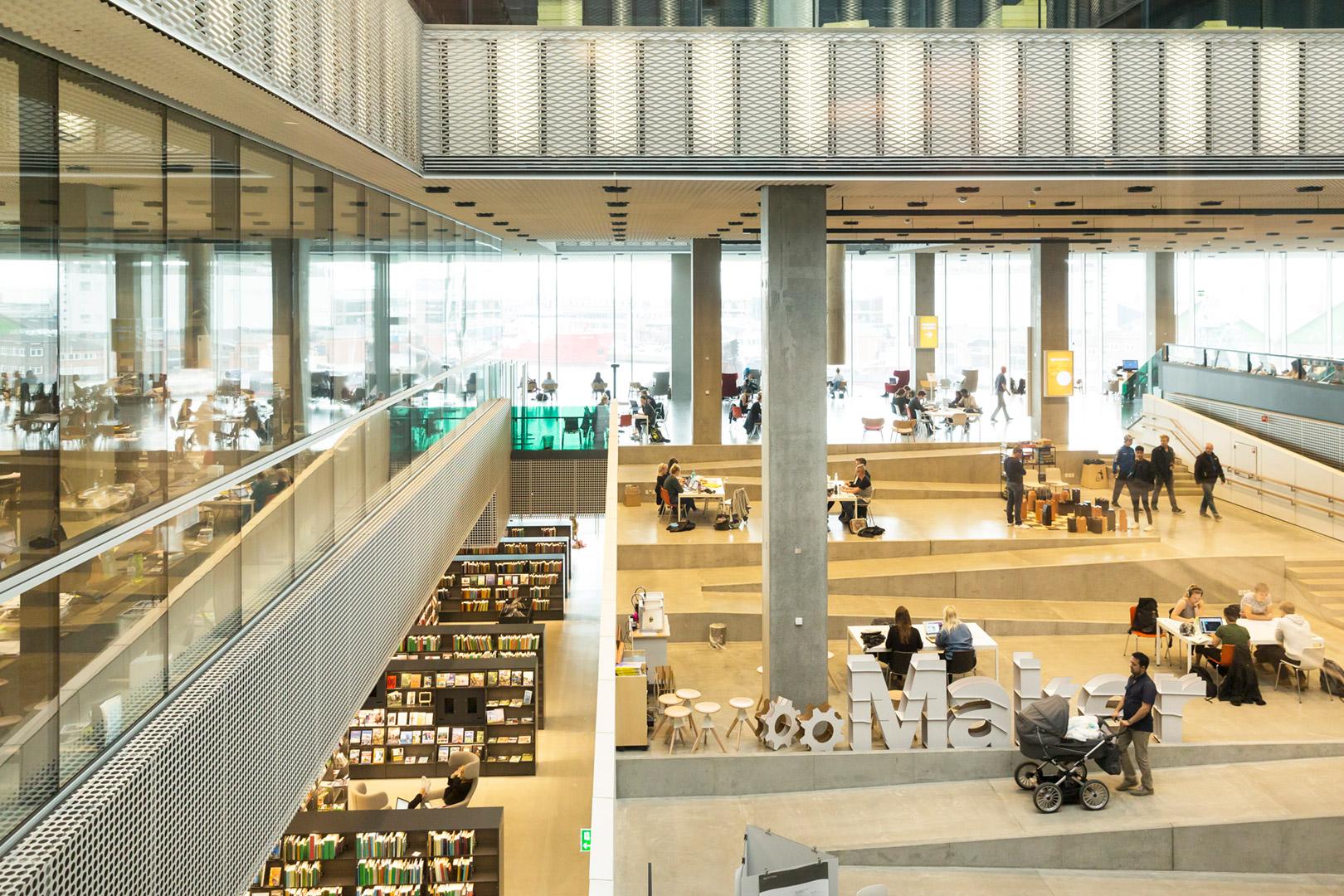 Dokk 1, Aarhus, DK, Lufthansa Magazin