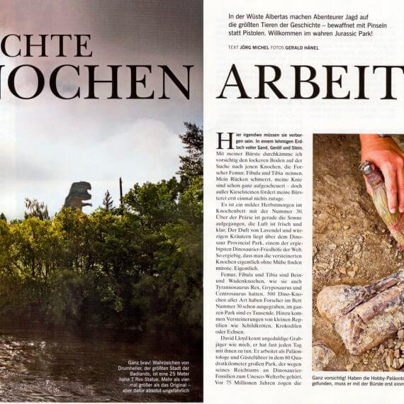 Merian Magazin Kanada Dinosaur Provincial Park