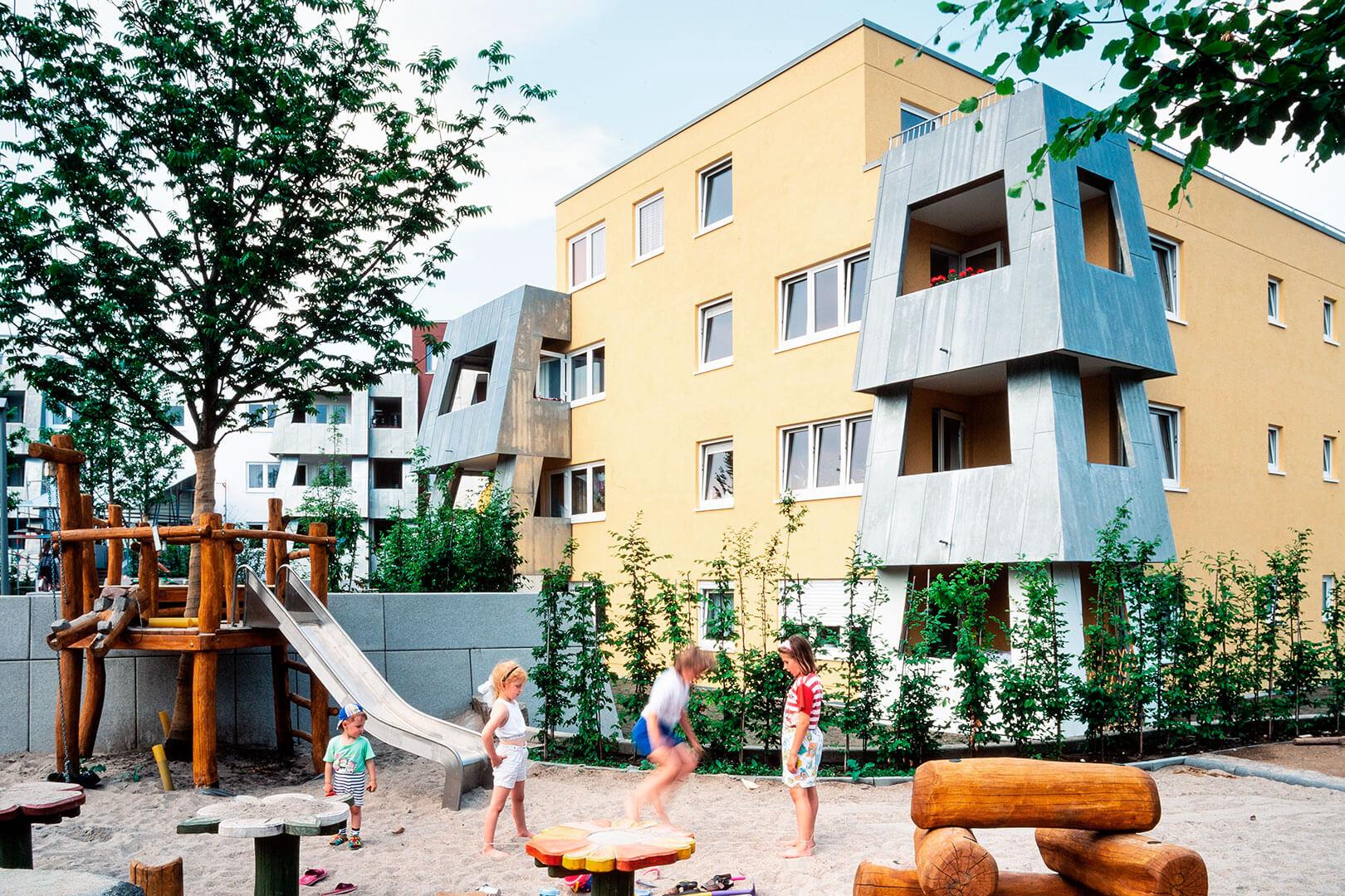 Goldsteinsiedlung, Frankfurt, Frank O. Gehry, New York Times Magazine