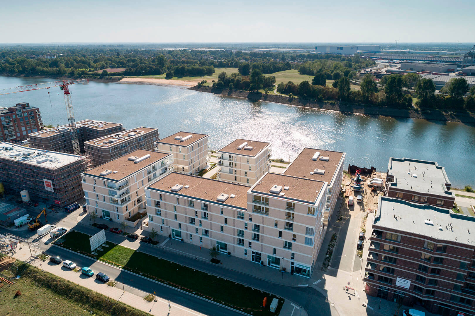 Weserhäuser, Bremen, Köster GmbH