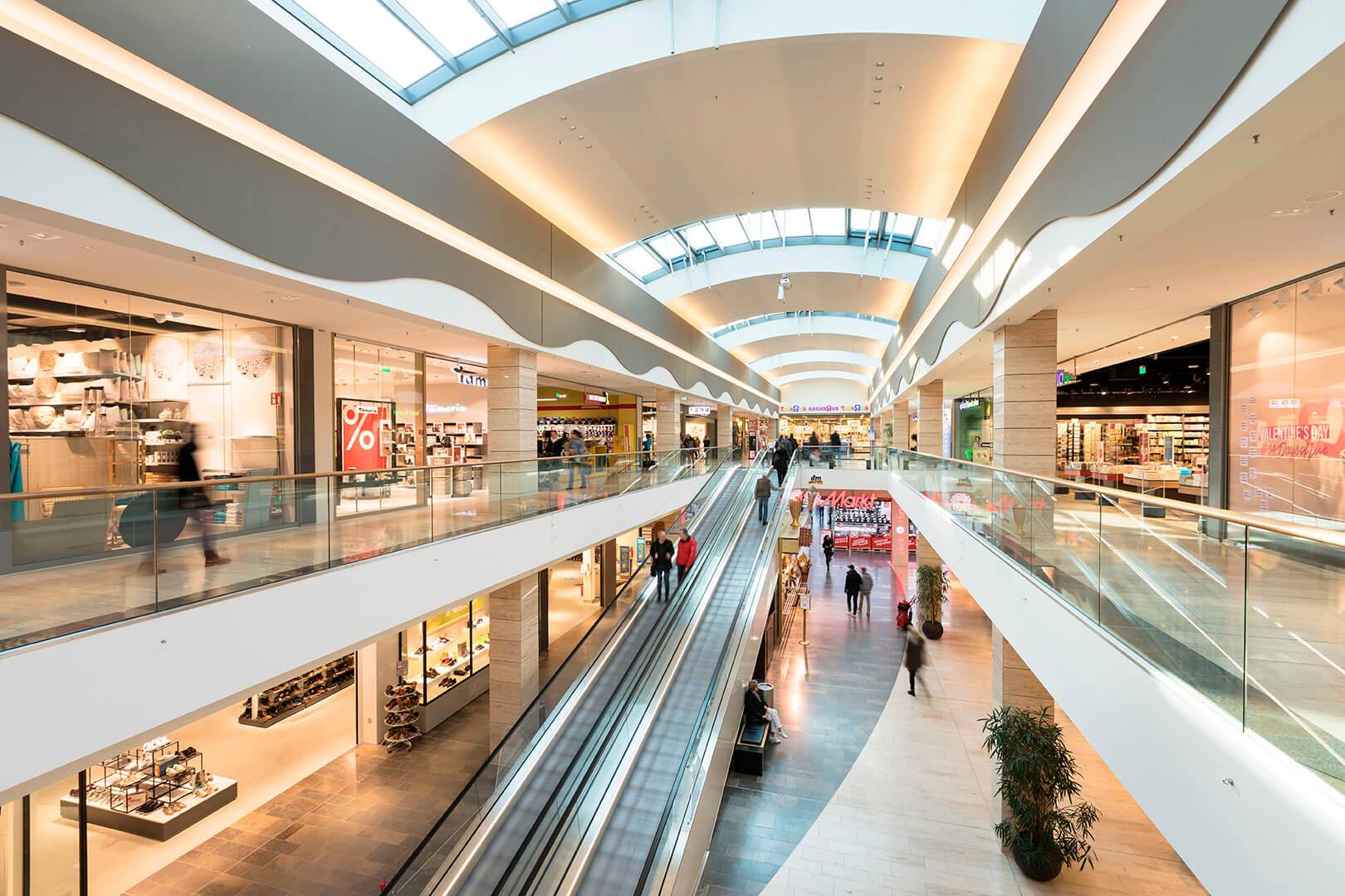 CITTI, Shopping Mall, Lübeck, Köster GmbH